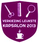 Verkiezing leukste kapsalon 2013