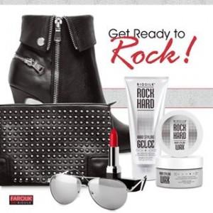 Ready to Rock Hard met Biosilk producten