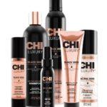 CHI Luxury Black Seed range