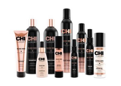 Alle producten uit de CHI Luxury Black Seed Oil Luxury lijn