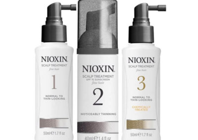 Nioxin 1-2-3