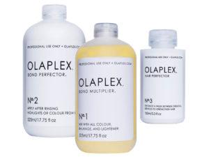 Olaplex 1,2,3 serie